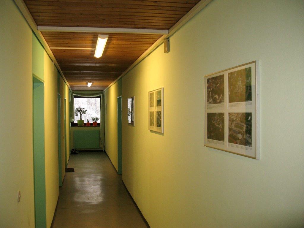 yellow floor