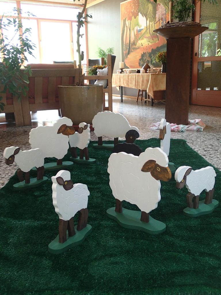 The Lord is my shepherd - 2015
